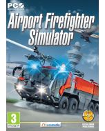 Airport Fire Fighter Simulator (PC CD) (New)