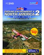 Ground Environment X North America 2.0 (PC DVD) (New)