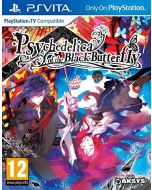 Psychedelica of the Black Butterfly (PlayStation Vita) (New)