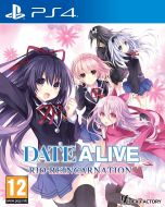 DATE A LIVE: Rio Reincarnation (Italian Import) (PS4) (New)