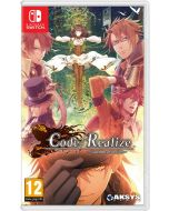 Code: Realize Guardian Of Rebirth (Switch) (Nintendo Switch) (New)