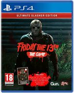 Friday the 13th: The Game Ultimate Slasher Edition (PS4) (New)