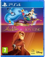 Disney Classic Games: Aladdin and The Lion King (PS4) (New)