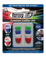 Trigger Treadz: 8-Pack Custom Colour Kit (PS4) (New)