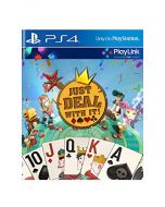 Just Deal With It (PS4) (New)