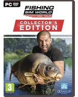 Fishing Sim World: Pro Tour Collector's Edition (PC) (New)