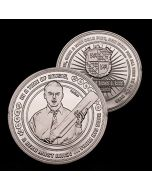 Shaun of the Dead Collectable Coin (Silver) (New)