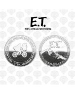 E.T. Collector's Limited Edition Coin (Silver) (New)