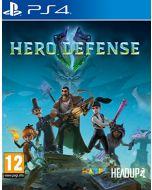 Hero Defense (PS4) (New)