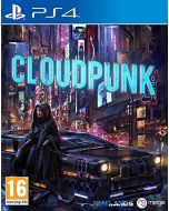 Cloudpunk (PS4) (New)