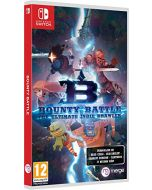Bounty Battle: The Ultimate Indie Brawler (Nintendo Switch) (New)