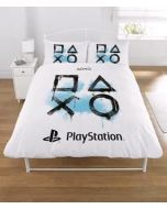 Playstation LOGO'S  Kingsize Duvet /Homeware