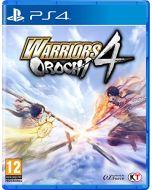 Warriors Orochi 4 (PS4) (New)