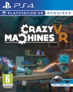 Crazy Machines (PSVR) (PS4) (New)