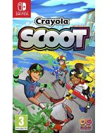 Crayola Scoot (Nintendo Switch) (New)