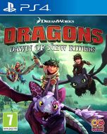 Dragons Dawn of New Riders (PS4) (New)