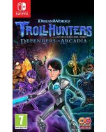 Troll Hunters Defenders Of Arcadia (Nintendo Switch) (New)
