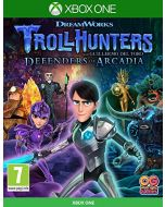Troll Hunters Defenders Of Arcadia (Xbox One) (New)