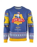 Fallout 76 Christmas Jumper Ugly Sweater for Men Women Boys and Girls - L (New)
