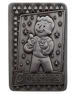 Fanattik Fallout-Perk Card Limited Edition-Charisma (New)