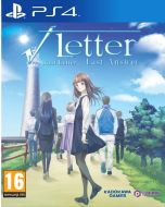 Root Letter: Last Answer - Day One Edition PS4 (New)