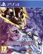 UNDER NIGHT IN-BIRTH Exe: Late [Cl-R] (PS4) (New)