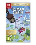 Human: Fall Flat - Anniversary Edition (Nintendo Switch) (New)