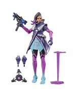 OVERWATCH Ultimates Series Sombra 6-Inch-Scale Collectible Action Figure with Accessories - Blizzard Video Game Character (New)