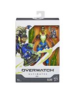 Overwatch Ultimates Series Lucio 6 Inch Scale Collectible Action Figure with Accessories, Blizzard Video Game Character (New)