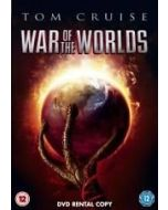 War Of The Worlds DVD (New)