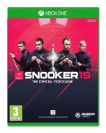 Snooker 19 - The Official Video Game (Xbox One) (New)