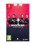 Snooker 19 - The Official Video Game (Nintendo Switch) (New)