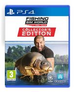 Fishing Sim World : Pro Tour Collector's Edition (PS4) (New)
