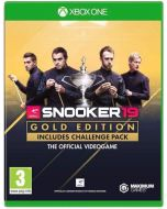 Snooker 19 - Gold Edition (Xbox One) (New)