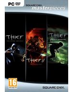 Thief Triple Pack (The Dark Project, The Metal Age, Deadly Shadows) (PC) (New)
