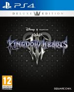 Kingdom Hearts 3 Deluxe Edition (PS4) (New)