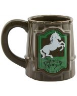 GB eye Lord of The Rings Prancing Pony Mug, Ceramic, Various, 13 x 11 x 11.5 cm (New)