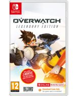 Overwatch Legendary Edition (Code In A Box) (Switch) (New)