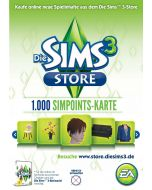 Simpoints Card 1000 (Prepaid-Card) [German Version] (New)