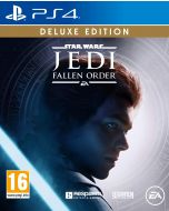 Star Wars JEDI: Fallen Order - Deluxe Edition (PS4) (New)