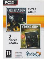 Commandos: Behind Enemy Lines and Beyond The Call of Duty - Double Pack (PC) (New)