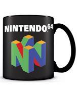 Nintendo N64 Logo Mug/ Merchandise