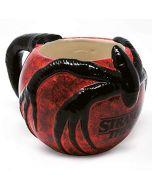 Stranger Things SCMG25257 Ceramic Mug 3D The Flagelleur Mental (New)
