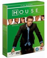 House - Season 4 - Complete [DVD] (New)