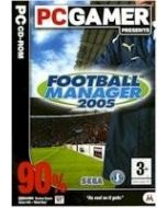 Generic Football Manager 2005 (PC) (CD ROM) (New)