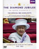 The Diamond Jubilee HM Queen Elizabeth II - The Official BBC Highlights [DVD] (New)