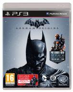 Batman: Arkham Origins (PS3) (New)