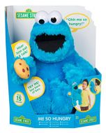 Sesame Street Hand Poppet Talking Doll - Cookie Monster (New)