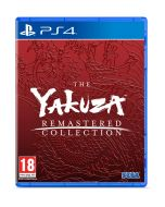 Yakuza Remastered Collection Standard Edition (PS4) (New)