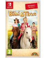 Bibi & Tina: Adventures with Horses (Nintendo Switch) (New)